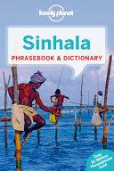 Lonely Planet Sinhala (Sri Lanka) Phrasebook & Dictionary
