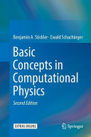 Basic Concepts in Computational Physics Book