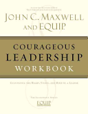 Courageous Leadership Workbook