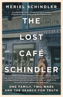 The Lost Caf   Schindler Book PDF