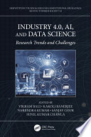 Industry 4.0, AI, and Data Science