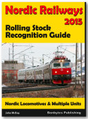 Nordic Railways   Rolling Stock Recognition Guide 2015