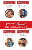 Harlequin Presents May 2016 - Box Set 1 of 2