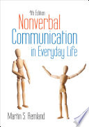 """""""Nonverbal Communication in Everyday Life"""" by Martin S. Remland"""