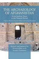 Archaeology of Afghanistan Pdf/ePub eBook