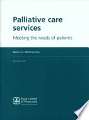 Palliative Care Services