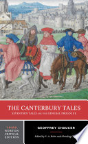 The Canterbury Tales  Seventeen Tales and the General Prologue  Third Edition   Norton Critical Editions