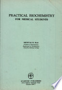 Practical Biochemistry for Medical Students