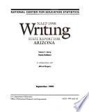 NAEP     Writing Report for Alabama