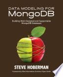 Data Modeling for MongoDB Book