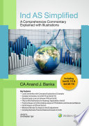 Simplifying Ind As With Illustrations, Disclosures And Checklists/2E
