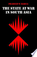 The State at War in South Asia