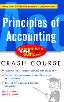 Cover of Schaums Easy Outline of Accounting