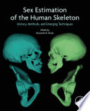 Sex Estimation of the Human Skeleton