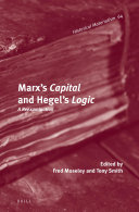 Marx's Capital and Hegel's Logic