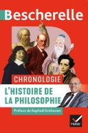 Pdf Bescherelle Chronologie de l'histoire de la philosophie Telecharger