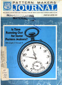 Pattern Makers  Journal