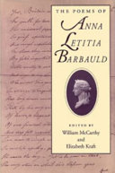 The Poems of Anna Letitia Barbauld