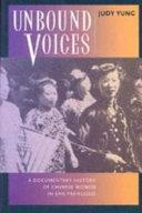 Unbound Voices [Pdf/ePub] eBook