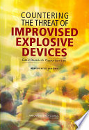 Countering the Threat of Improvised Explosive Devices