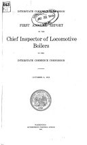 Pdf Annual Report of the Director of Locomotive Inspection