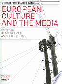 European Culture and the Media
