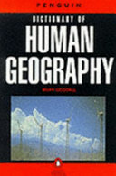 The Penguin Dictionary of Human Geography