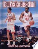 New Mexico Basketball 2001-02 Yearbook