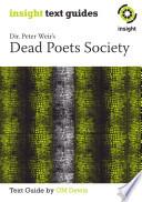Dir. Peter Weir's Dead Poets Society