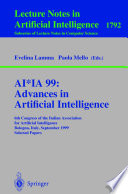 Ai Ia 99 Advances In Artificial Intelligence Book PDF