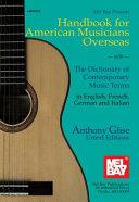 Handbook for American Musicians Overseas