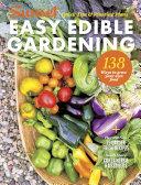 SUNSET Easy Edible Gardening