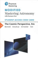 The Cosmic Perspective Modified Mastering Astronomy With Pearson EText Access Code Book
