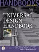 Universal Design Handbook Book PDF