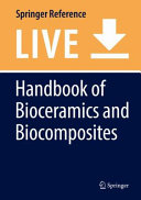 Handbook of Bioceramics and Biocomposites