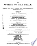 Justice of the Peace and Local Government Law