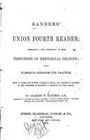 Union Fourth Reader