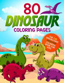 80 Dinosaur Coloring Pages