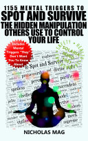 Pdf 1155 Mental Triggers to Spot and Survive the Hidden Manipulation Others Use to Control Your Life Telecharger
