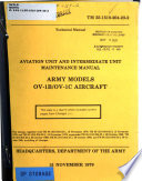 Aviation Unit and Intermediate Unit Maintenance Manual