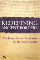 Redefining Ancient Borders
