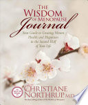 The Wisdom of Menopause Journal Book