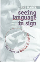 Seeing Language in Sign Book