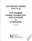 POF Premise Wiring Technology Applications & Standards