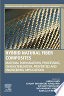 Hybrid Natural Fiber Composites Book