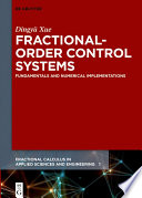 Fractional-Order Control Systems