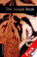 Oxford Bookworms Library: Stage 2: The Jungle Book Audio CD Pack