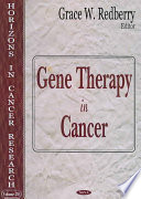 Gene Therapy in Cancer Book