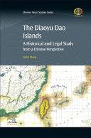 The Diaoyu Islands Book