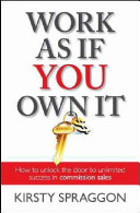 Cover of Work as If You Own it